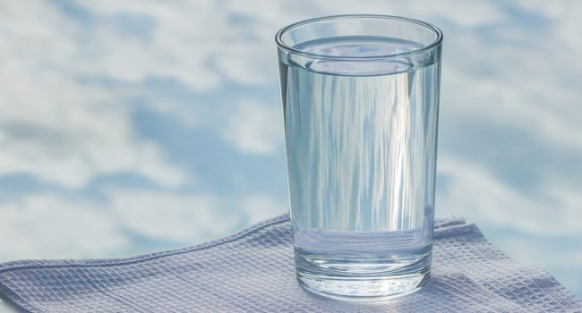 cope with diabetes with water