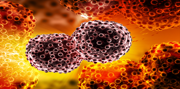 cancer cell clear visual