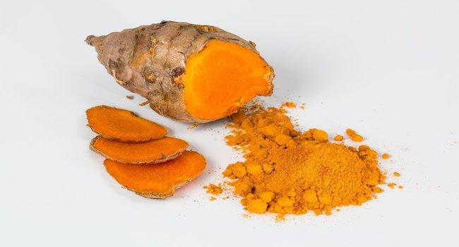 turmeric used in treatment of arthritis