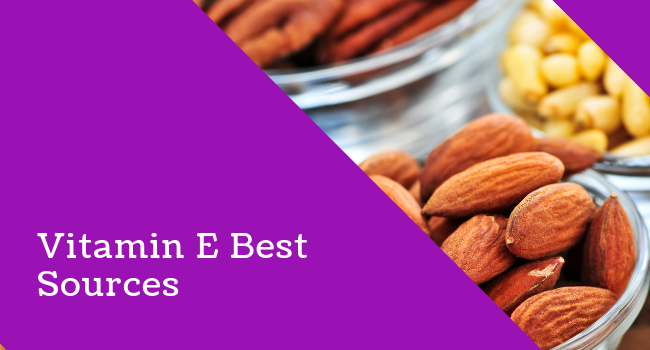 list of best vitamin e sources
