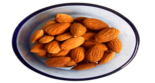 almond has vitamin e