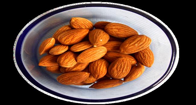 almond has vitamin e