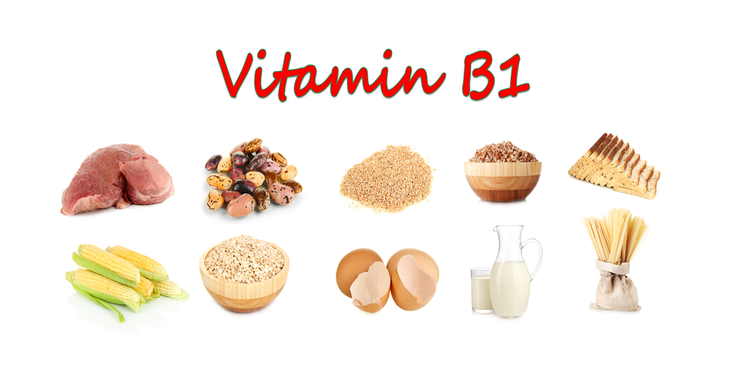 vitamin b1 best source