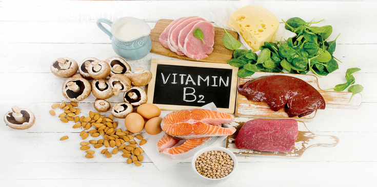 list of all sources of vitamin b2 or riboflavin