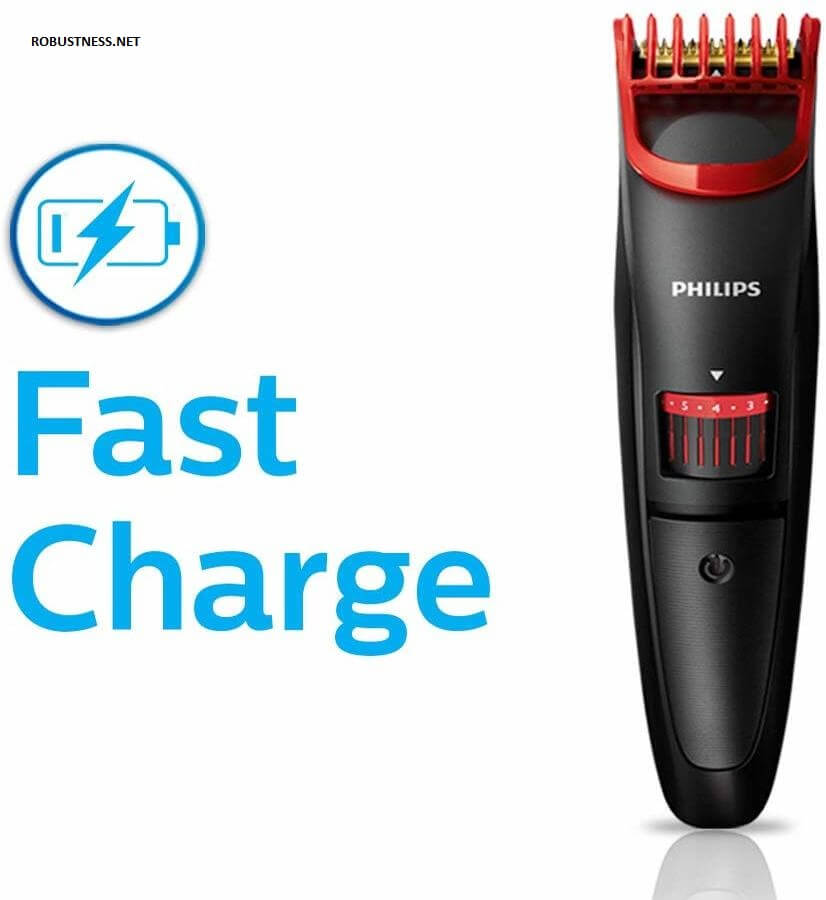 philips black color trimmer