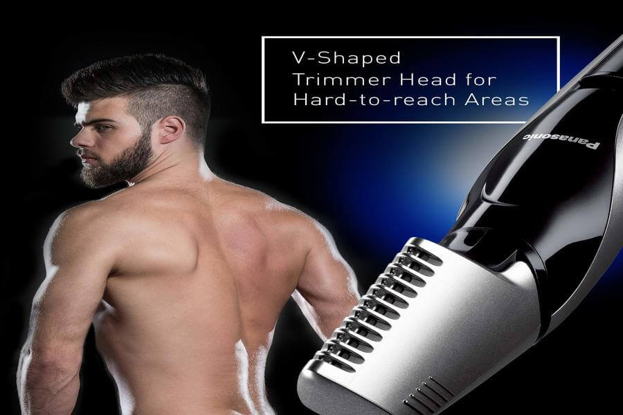 panasonic private hair trimmer for guy