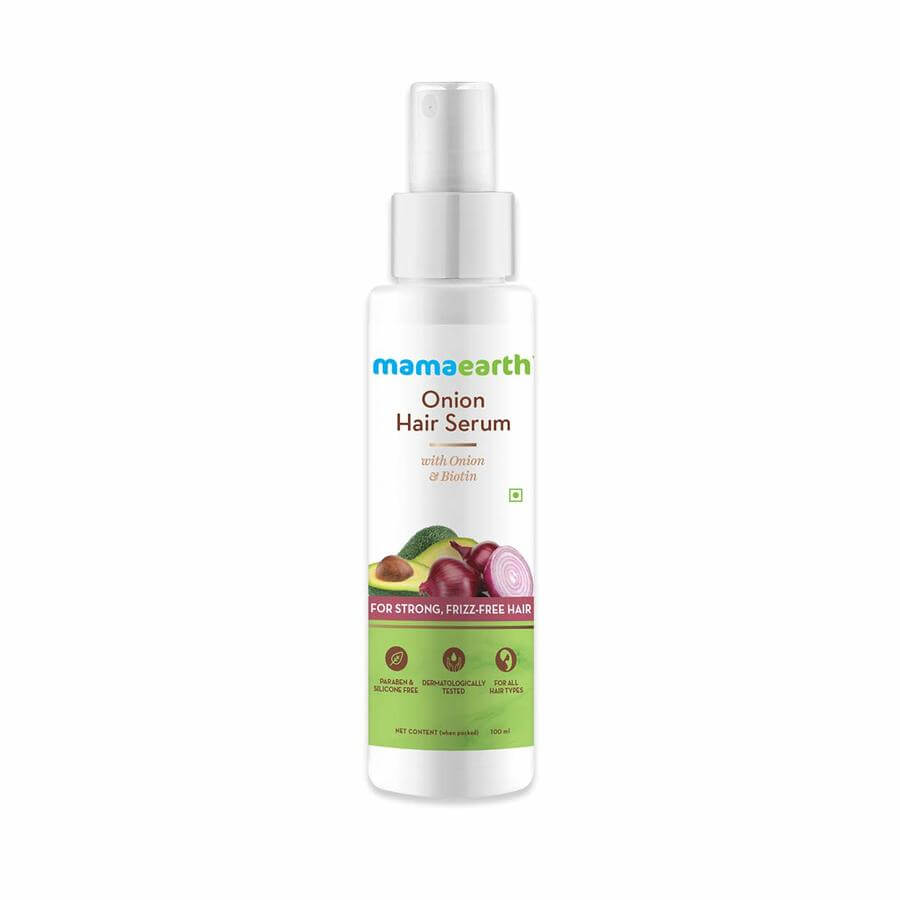 best-hair-serum-in-india-Mamaearth Onion Hair Serum