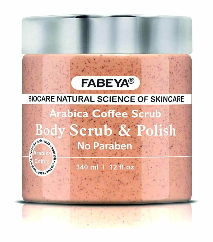 FABEYA Arabica Coffee Body Polish