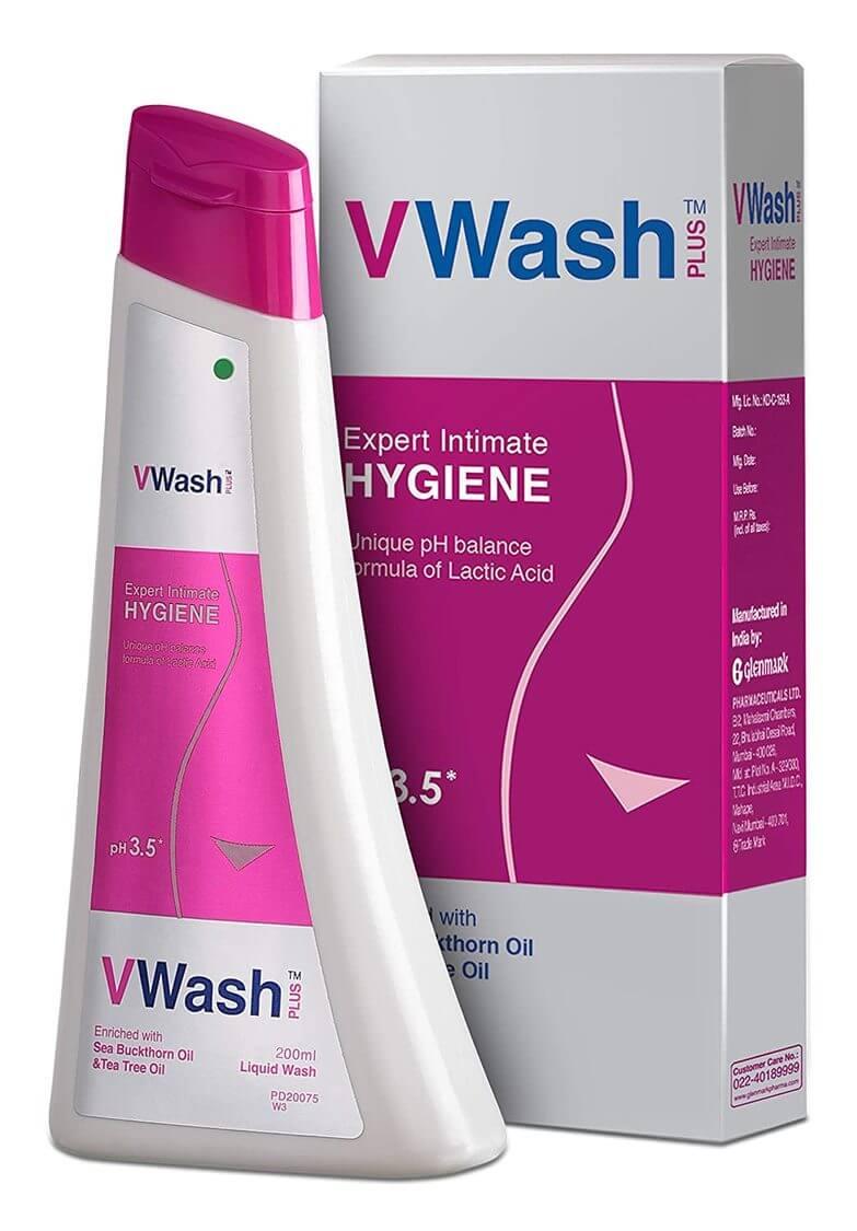 best intimate wash VWash Plus Intimate Hygiene Wash