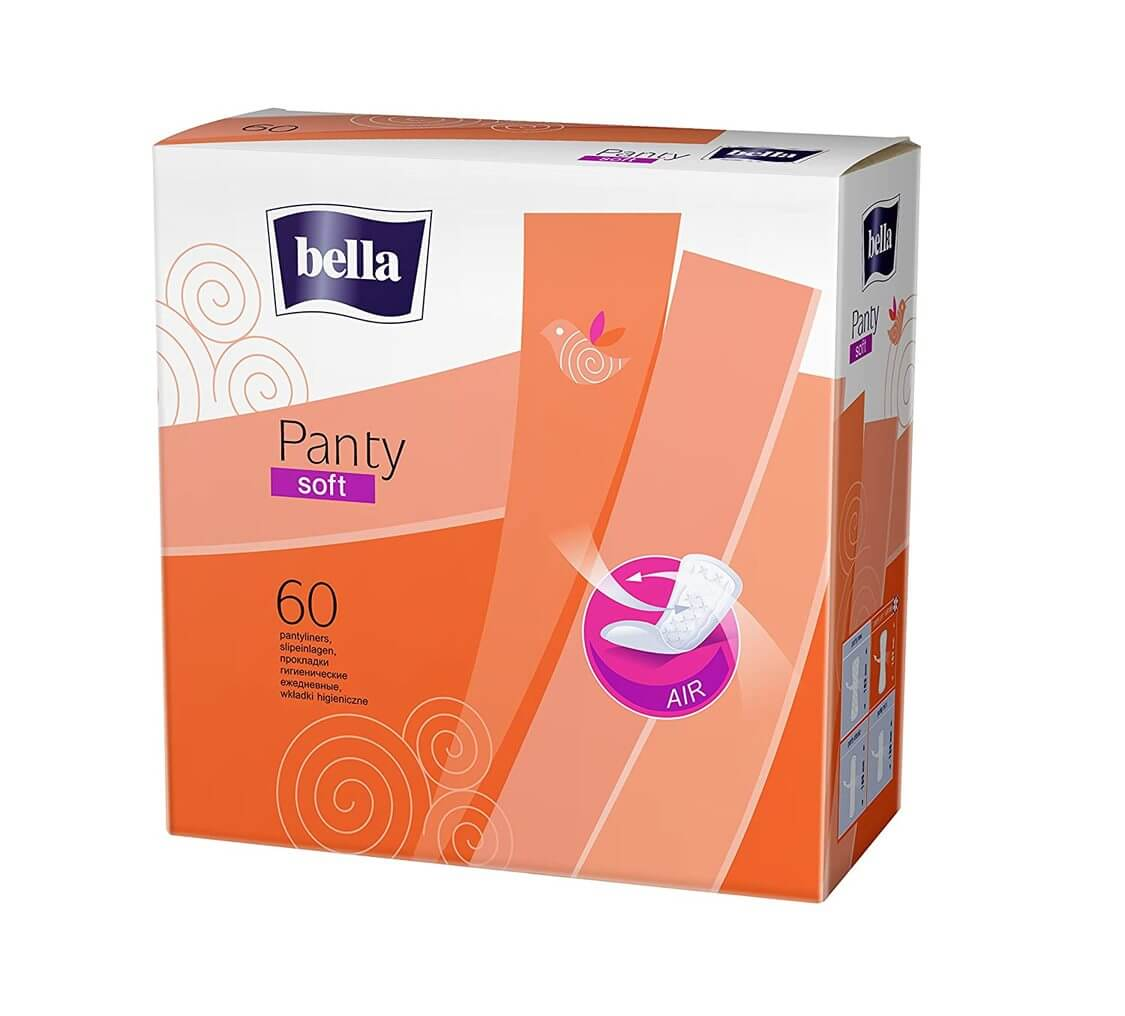 Bella Panty Soft Classic Liners