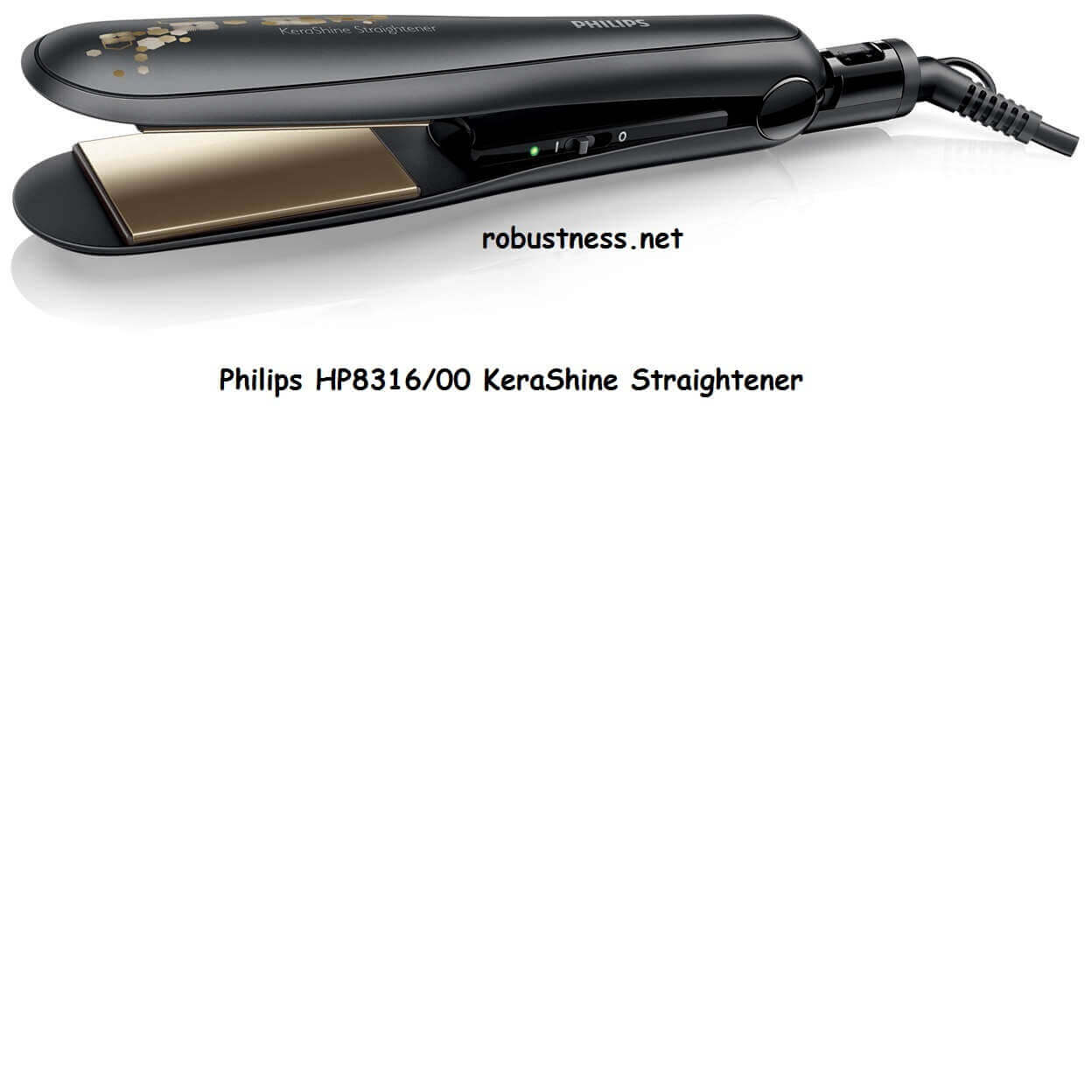 best philips hair straightener in india Philips HP8316