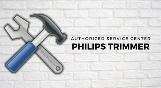 Authorized Service Centre of Philips Trimmer