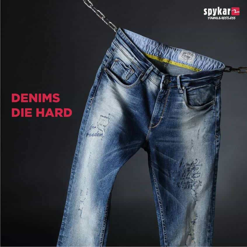 top indian jeans brand spykar