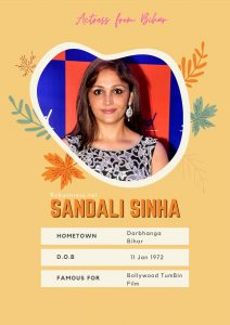 Darbhanga Born Sandali Singh